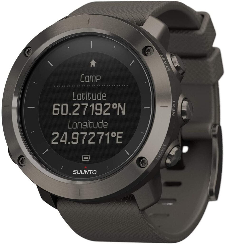 Miglior orologio GPS - Suunto Traverse