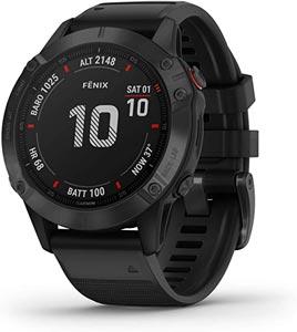 Miglior orologio fitness: Garmin Fenix 6 Pro
