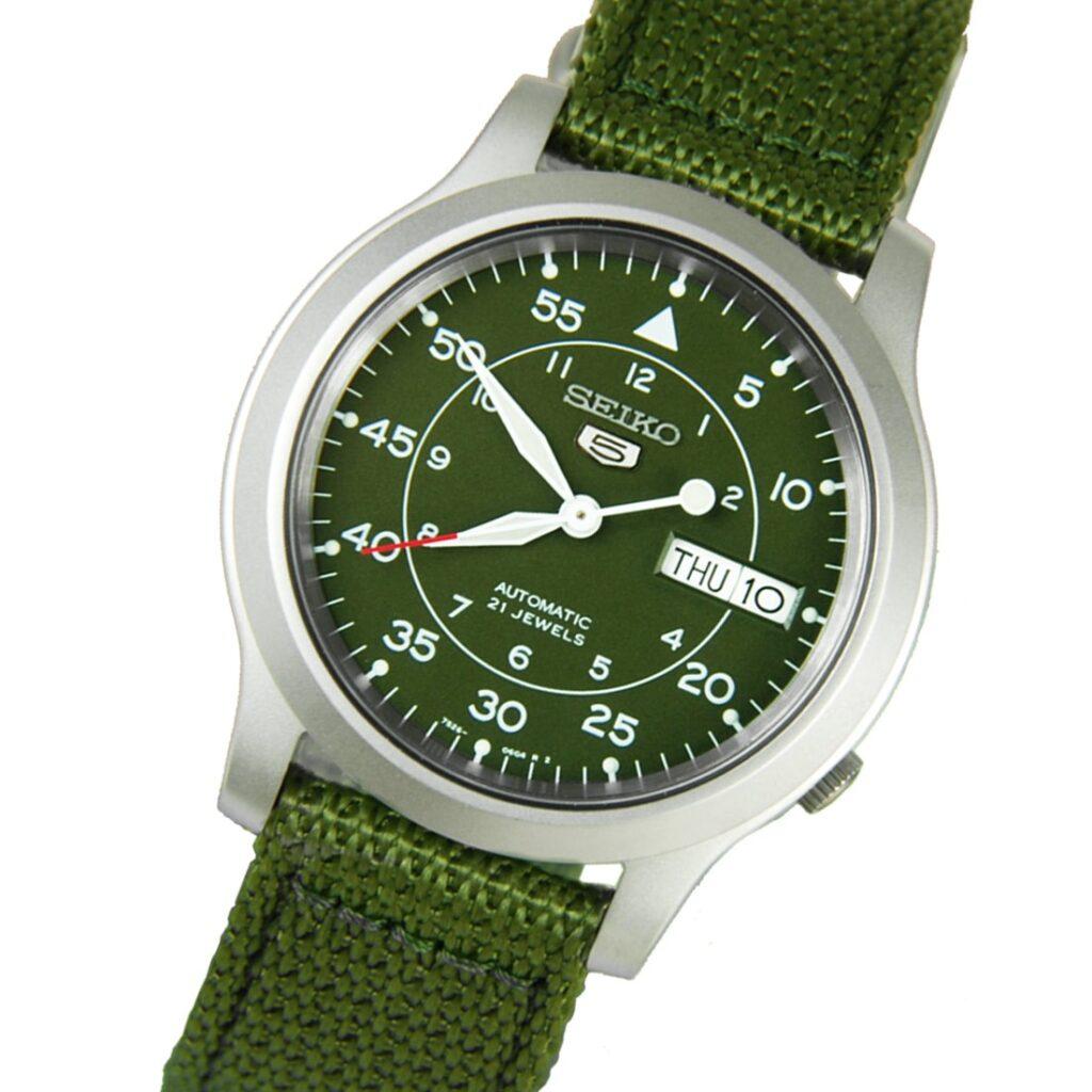 Migliori orologi uomo - Seiko SNK805K2