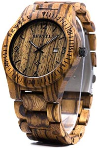 Tipologie di orologi: Orologi in legno