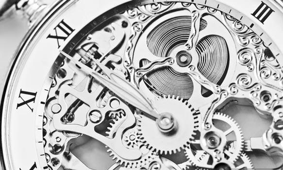 Tipologie di orologi: tipo di meccanismo