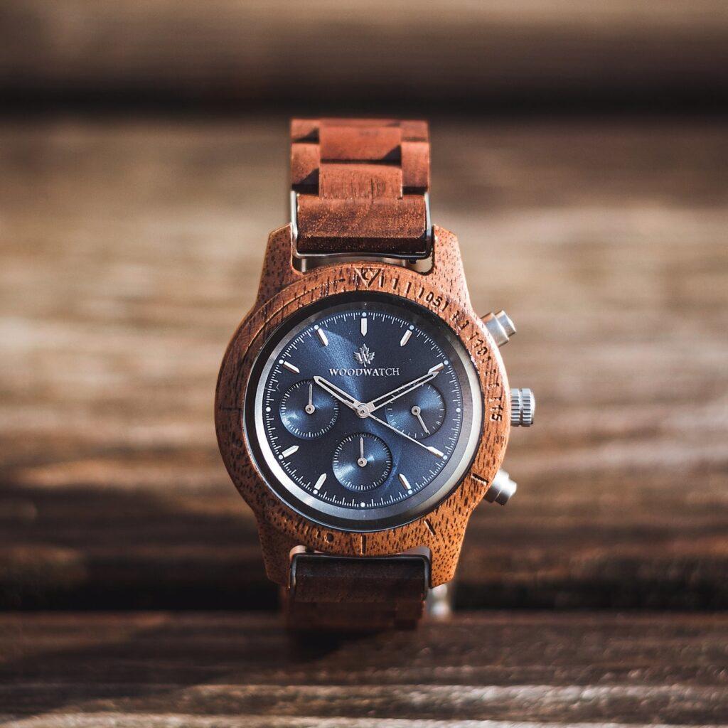 Orologi in legno - Woodwatch Sapphire