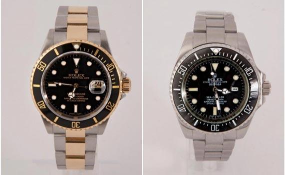 Come riconoscere un Rolex originale: Quando si tratta di una replica o di una contraffazione