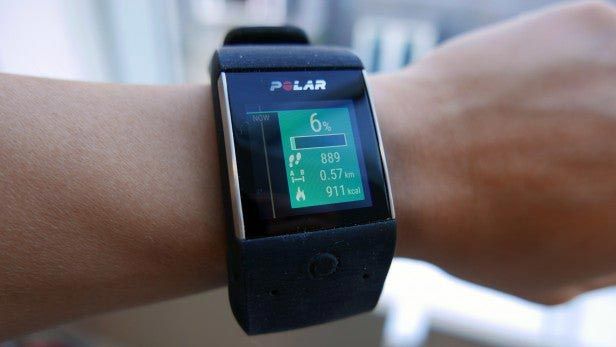 Polar M600 recensione: Batteria